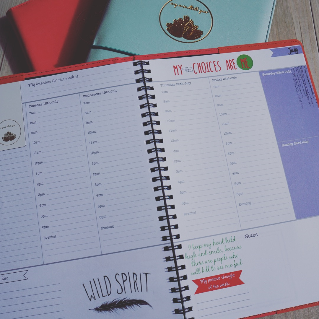 Keopha: Mindfullness Planner and Diary