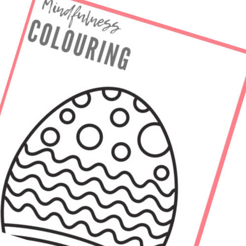 my mindful year free colouring activities