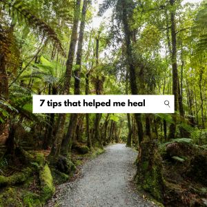 7 mindful tips to help you heal